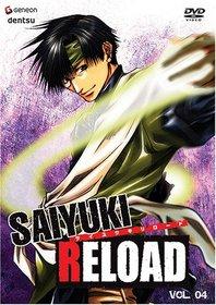 Saiyuki Reload, Vol. 4