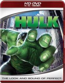 Hulk [HD DVD]