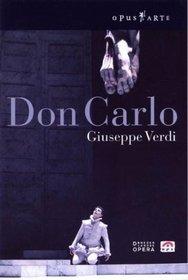 Verdi - Don Carlo / Villazon, Roocroft, Urmana, Croft, Lloyd, Ryhanen, Giuseppini, Chailly, Amsterdam Opera