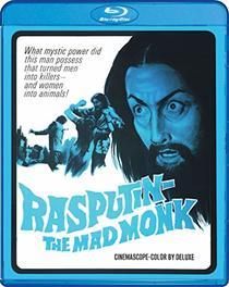 Rasputin: The Mad Monk [Blu-ray]