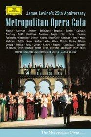 Metropolitan Opera Gala - James Levine's 25th Anniversary