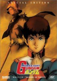 Mobile Suit Gundam - Movie II (Soldiers of Sorrow)