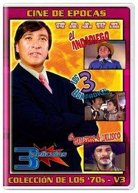 Cine de Epocas Coleccion de los 70's, Vol. 3