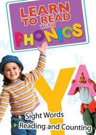Learn to Read With Phonics, Vol. 3: Sight Words/Reading and Counting