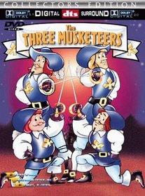 The Three Musketeers (Burbank Films Australia, 1986)