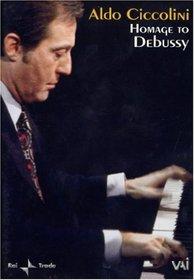 Aldo Ciccolini: Homage to Debussy