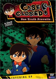 Case Closed - Covering Up (Season 5 Vol. 5)
