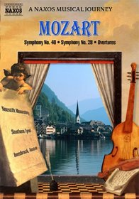 Mozart Symphonies 28 & 40 - A Naxos Musical Journey