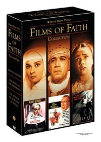 Films of Faith Collection (The Nun's Story / The Shoes of the Fisherman / The Miracle of Our Lady of Fatima)