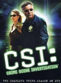 C.S.I. Crime Scene Investigation - The Complete Third Season