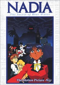 Nadia The Secret of Blue Water - The Motion Picture