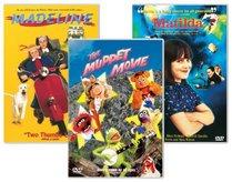 The Muppet Movie / Matilda / Madeline