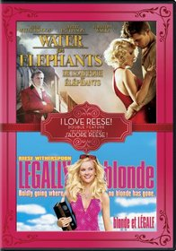 Water for Elephants / Legally Blonde (Double Feature)