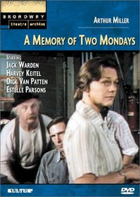 A Memory of Two Mondays (Broadway Theatre Archive)