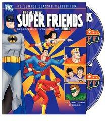 The All-New Super Friends Hour: Season One, Vol. 2