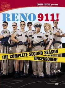 Reno 911 - The Complete Second Season (Uncensored)