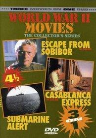 Escape from Sobibor, Casablanca Express, Submarine Alert
