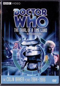 Doctor Who: The Trial of a Time Lord Parts 1-4: The Mysterious Planet