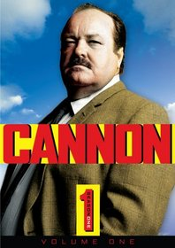 Cannon: Season 1, Vol. 1