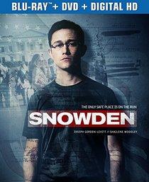 Snowden (Blu-ray + DVD + Digital HD)