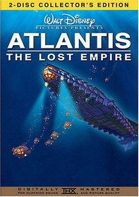 Atlantis: The Lost Empire (2-Disc Collector's Edition)