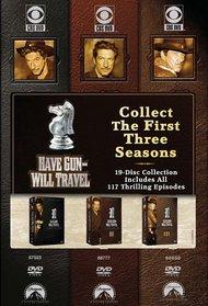 Have Gun Will Travel - The First Three Seasons