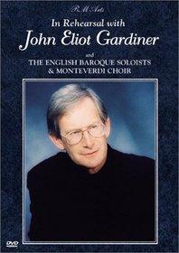 In Rehearsal with John Eliot Gardiner (Bach Cantata No. 63)