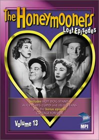 The Honeymooners - The Lost Episodes, Vol. 13