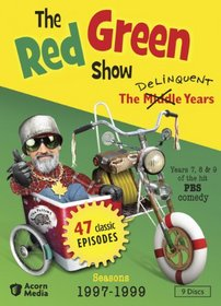 Red Green Show: The Delinquent Years