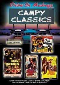 Drive-In Madness: Campy Classics 1 (2pc)