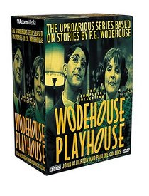 Wodehouse Playhouse - The Complete Collection