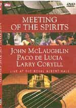 Meeting of the Spirits: Live at Royal Albert Hall