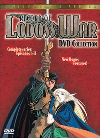 Record of Lodoss War - The Complete Series (Collector's Edition)
