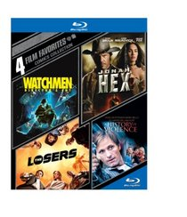 4 Film Favorites: Comics Collection [Blu-ray]