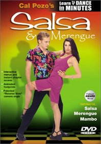 Cal Pozo's Learn to Dance in Minutes - Salsa & Merengue