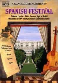 Spanish Festival - A Naxos Musical Journey