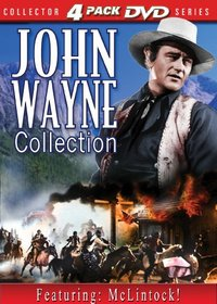 John Wayne Collection: McLintock!/The Star Packer/The Hurricane Express/The John Wayne Story