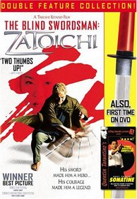 The Blind Swordsman: Zatoichi /Sonatine Double Feature