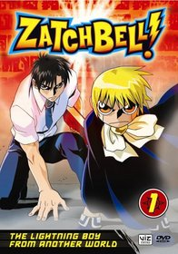 Zatch Bell!, Vol. 1: The Lightning Boy From Another World