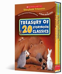 Treasury of 20 Storybook Classics (Scholastic Storybook Treasures)
