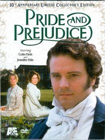 Pride & Prejudice 10th Anniversary Limited Collector's Edition
