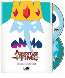 Adventure Time: The Complete Second Season