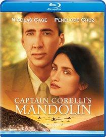 Captain Corelli's Mandolin [Blu-ray]