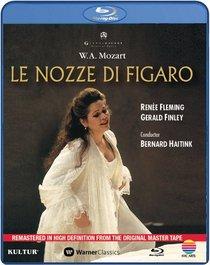 Mozart - Le Nozze Di Figaro [Blu-ray]