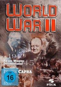 World War II - Volumes 1-5