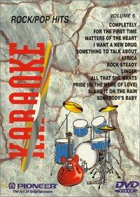Karaoke: Rock & Pop Hits, Vol. 6