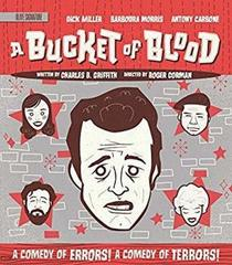 A Bucket of Blood (Olive Signature) [Blu-ray]