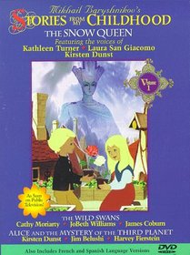 Stories From My Childhood, Vol. 1: The Snow Queen