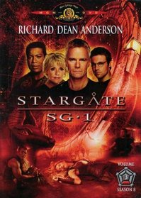 Stargate Sg-1: Season 8 Volume 3
