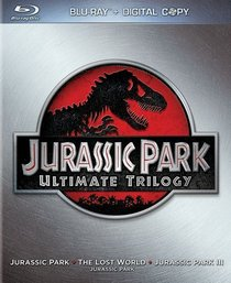 Jurassic Park Ultimate Trilogy [Blu-ray]